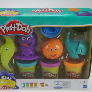 Play Doh Playdoh ocean tools
