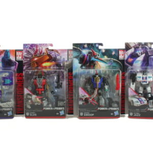 Transformers Gen Primes deluxe