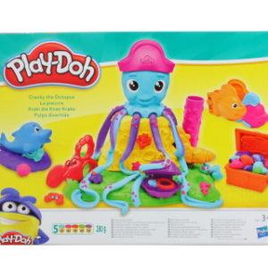 Play-Doh Potrhlá chobotnice