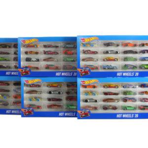 Hot Wheels 20ks angličák H7045