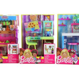 Barbie dokonalé pracoviště FJB25