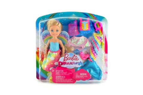 Barbie Chelsea pohádkové oblečky FJC99