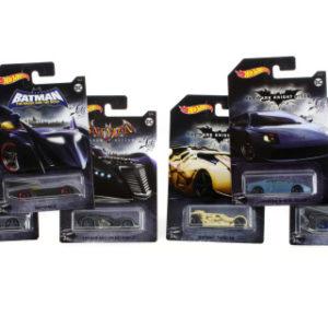 Hot Wheels Tématické auto - Batman FKF36