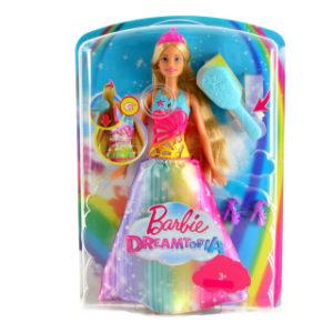 Barbie Magické vlasy princezna blondýnka FRB12 V 1.2.- 30.6.2018