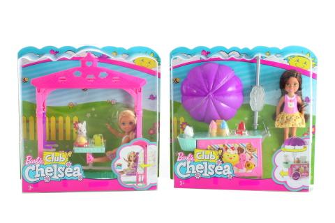 Barbie Chelsea a doplňky FDB32