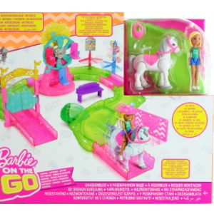 Barbie Mini pouť herní set FHV70 TV 1.4.- 30.6.2018
