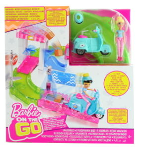 Barbie Mini pošta herní set FHV85