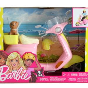 Barbie Skútr FRP56