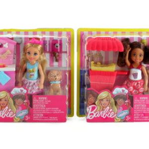 Barbie Vaření a pečení Chelsea FHP66