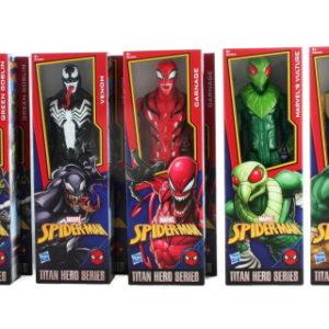 Spiderman 30cm figurky záporných hrdinů