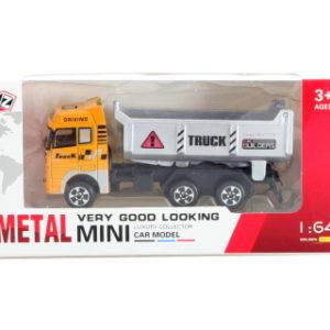 Stavební auto kovové