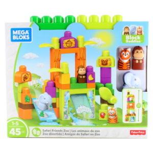 Mega Bloks Safari FFG42