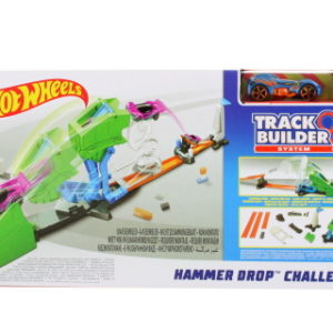Hot Wheels Track Builder kaskadérská výzva FLL00 TV 1.4.-30.6.