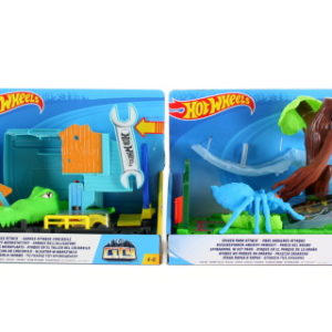 Hot Wheels City utkej se s příšerou FNB05 TV 1.4.-30.6.2018