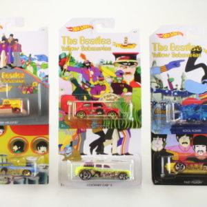 Hot Wheels angličák The Beatles DML69