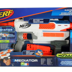 Nerf Modulus Mediator TV 1.5.-30.6.2018