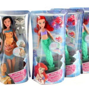 Disney Princess Plouvoucí princezna Ariel/Pocahontas