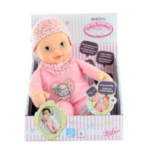Baby Annabell® Newborn s tlukotem srdce