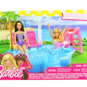 Barbie bazén DGW22