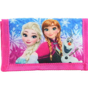 Peněženka Frozen růžová