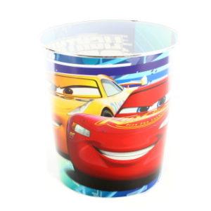 Odpadkový koš Cars