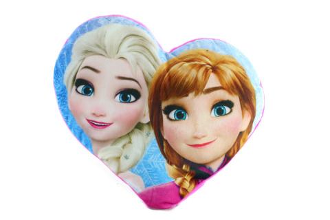 Polštářek Frozen 36 x 32 cm