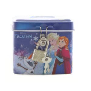 Plechová pokladnička Frozen
