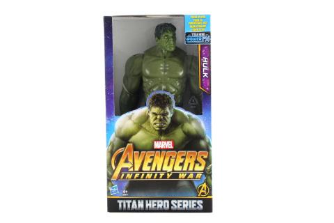 ca4fe83b4 Avengers Titan 30cm figurka Hulk - Hračka | B-SHOP.cz