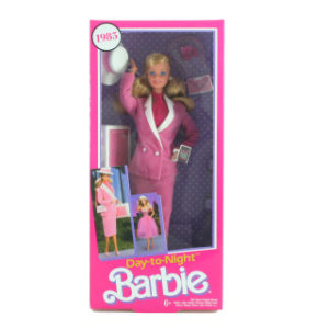 Barbie Retro panenka day to night FJH73