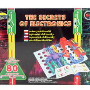Tajemství elektroniky mini 80 experimentů