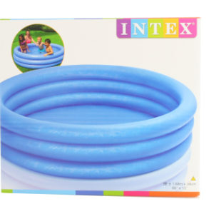 INTEX Bazén modrý 168 x 40 cm 58446