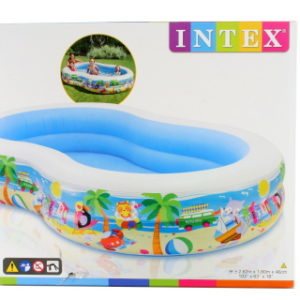 INTEX Bazén 262 x 160 x 46 cm 56490