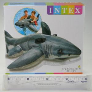 INTEX Vodní vozidlo žralok 173 x 103 cm 57525