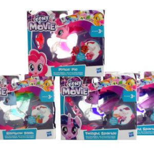 My Little Pony Mořský poník měnící barvu