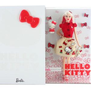 Barbie Hello kitty DWF58