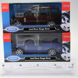 Land Rover Range Rover 1:24