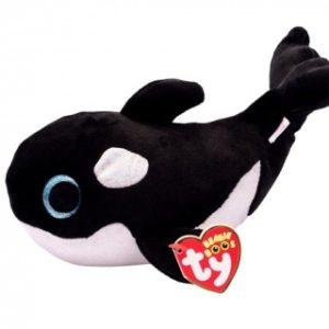 Beanie Boos NONA 15 cm - velryba