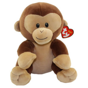 Baby Ty BANANA 20 cm - opička