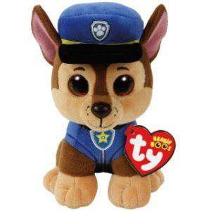 Beanie Boos Tlapková patrola 24 cm - Chase