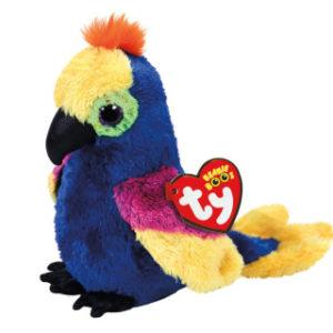 Beanie Boos WYNNIE 15 cm - papoušek