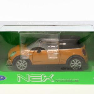 New Mini Hatch 1:24