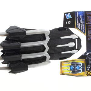 Black Panther Rukavice s drápy