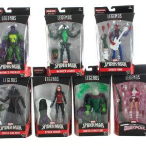 Spiderman 15 cm prémiové figurky