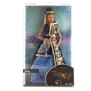 Barbie V pasti času MRS Who FPW24