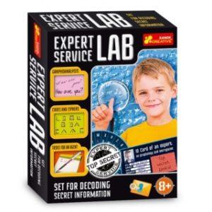 Laboratoř pro tajné šifry