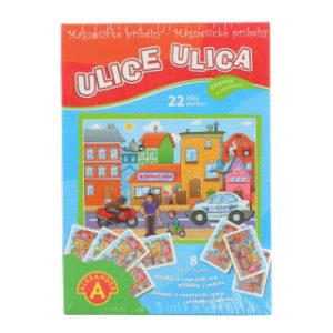 Magnetické příběhy - ULICE