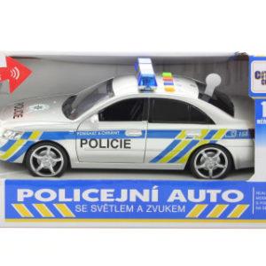 Auto policejní 25 cm