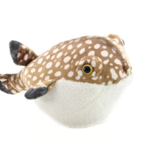 Plyš Ryba ježík