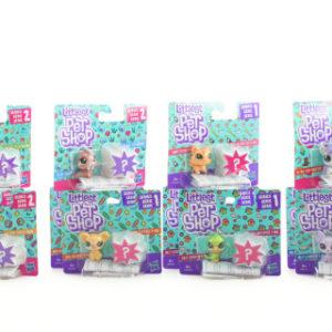 Littlest Pet Shop Dvě zvířátka TV 1.3. - 30.6.2018