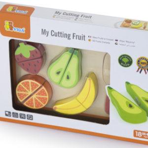Krájení ovoce - dřevěné